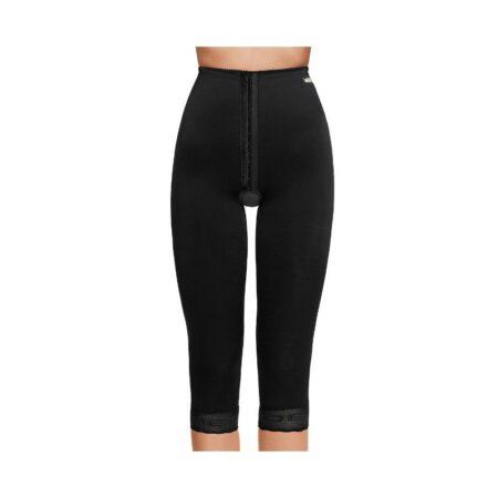 faja voe post liposuccion por debajo de rodillas hasta cintura con corchetes 2