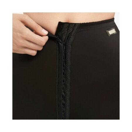 faja voe post liposuccion por debajo de rodillas y abdomen con corchetes 1