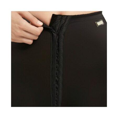 faja voe post liposuccion por encima de rodillas hasta cintura con refuerzos y cierre de corchetes 1