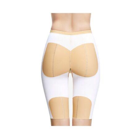 faja voe post liposuccion por encima de rodillas hasta cintura con refuerzos y cierre de corchetes 2