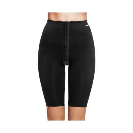 faja voe post liposuccion por encima de rodillas hasta cintura con refuerzos y cierre de corchetes