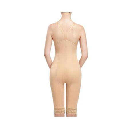 faja voe post liposuccion por encima de rodillas y abdomen con corchetes 2