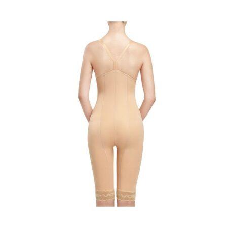 faja voe post liposuccion por encima de rodillas y abdomen con cremalleras 1