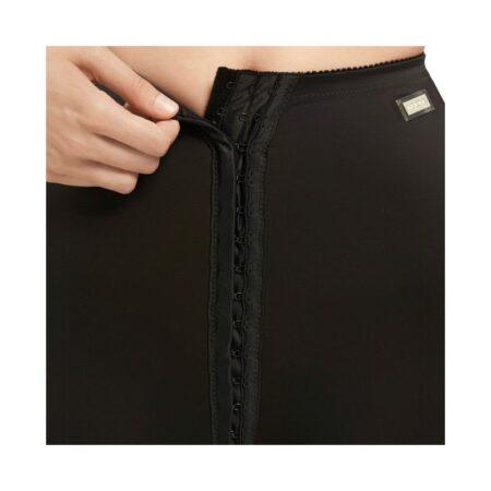 faja voe post liposuccion por encima de rodillas y abdomen con refuerzos y cierre de corchetes 1