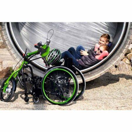 handbike quickie attitude junior manual 1