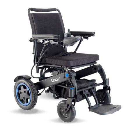 silla de ruedas electrica plegable q50r