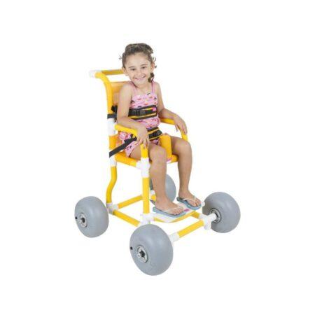 silla de ruedas para playa infantil 1