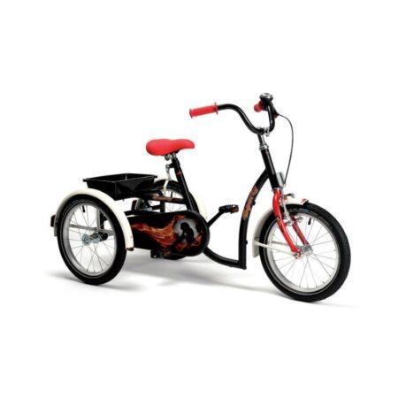 triciclo terapeutico sporty 2215 a partir de 8 anos