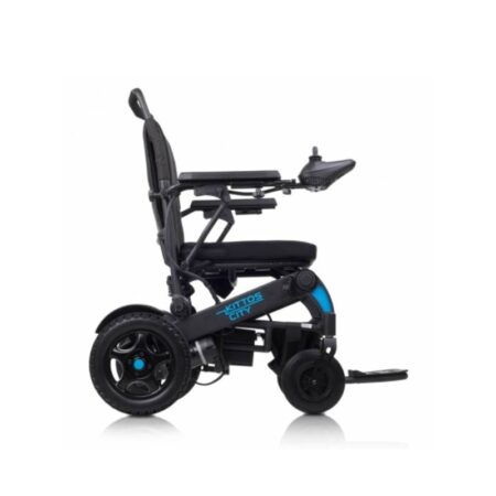 silla kittos city plegable electrica 2