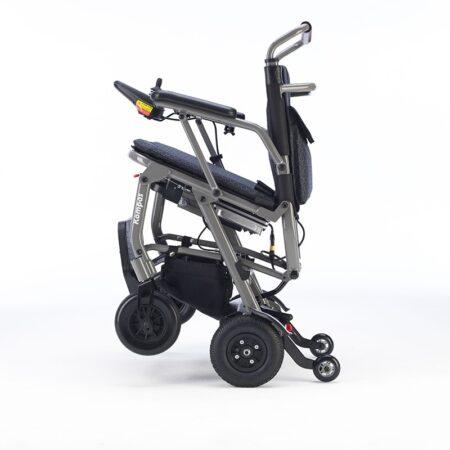 silla de ruedas electrica plegable kompas 10