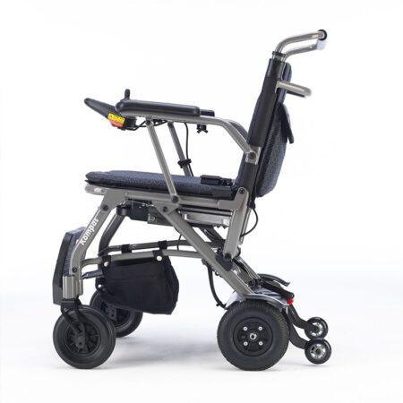 silla de ruedas electrica plegable kompas 11