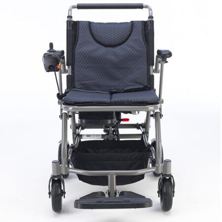 silla de ruedas electrica plegable kompas 3