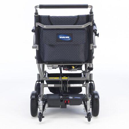 silla de ruedas electrica plegable kompas 4