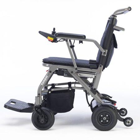 silla de ruedas electrica plegable kompas 6
