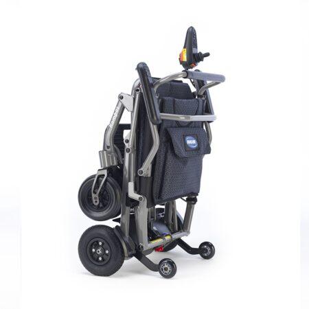 silla de ruedas electrica plegable kompas 8