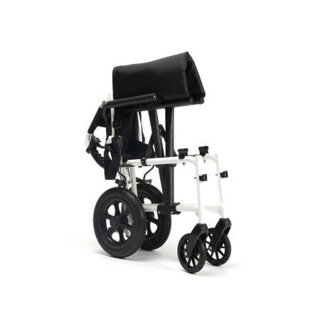 silla de ruedas de transferencia y traslado bobby evo 1