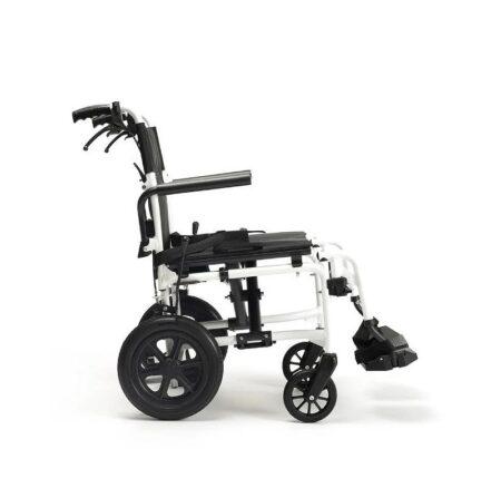 silla de ruedas de transferencia y traslado bobby evo 3