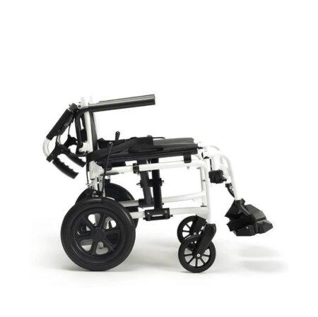silla de ruedas de transferencia y traslado bobby evo 5