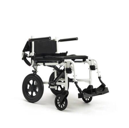 silla de ruedas de transferencia y traslado bobby evo 6