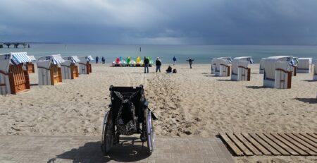 playas adaptadas para sillas de ruedas