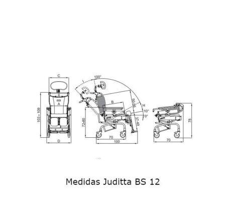 silla basculante juditta bs12 para interiores 2