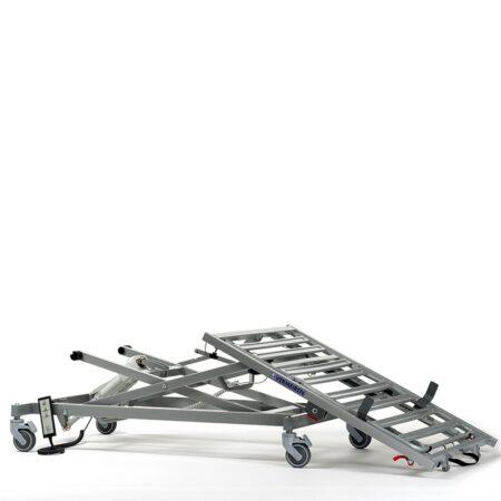 cama articulada con carro elevador illico 5