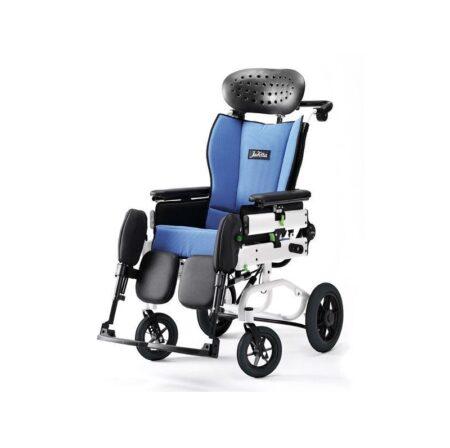 silla basculante juditta bs30 para exteriores ruedas no autopropulsables