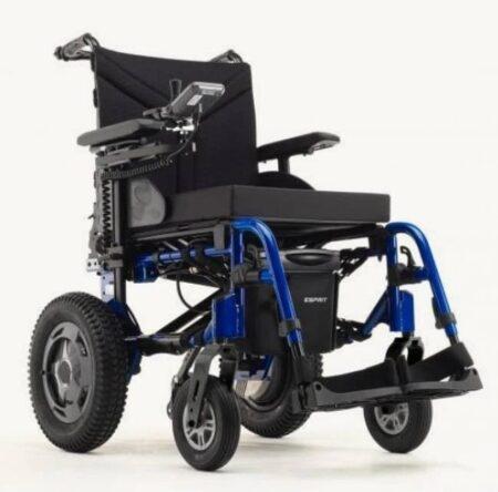 esprit action silla de ruedas electrica plegable 1