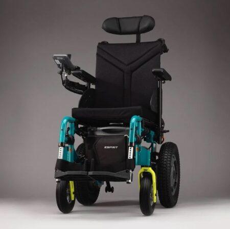 esprit action silla de ruedas electrica plegable 2