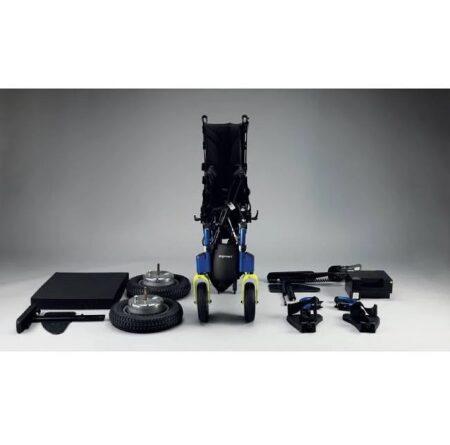 esprit action silla de ruedas electrica plegable 4