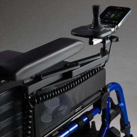 esprit action silla de ruedas electrica plegable 5
