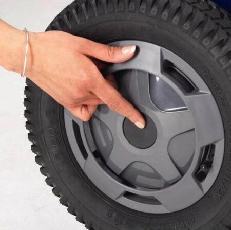 esprit action silla de ruedas electrica plegable 7