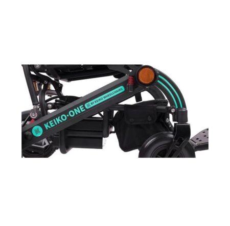 silla de ruedas electrica plegable keiko 20a 2