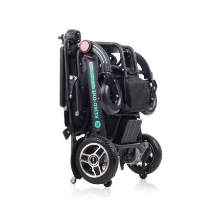 silla de ruedas electrica plegable keiko 20a 4